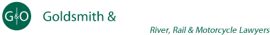 Goldsmith & Ogrodowski, LLC | River, Rail, & Motorcycle Lawyers logo